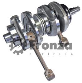 Virabrequim do motor de Popa para Yamaha / Sailor / Maranello / Titan / Powertec / Hidea / Kawashima 40 Hp